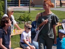 Pknik rodznny w Dźwirzynie...