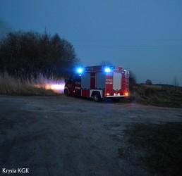 Pożar w Dzwirzynie